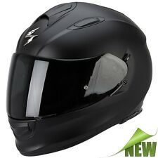 Scorpion EXO-510 AIR SOLID Motorcycle Full Face Helmet Touring - matte black