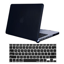 """Rubberized Matte Hardcase + Keyboard Cover For Macbook PRO 13"""" A1278 With CD-ROM"""