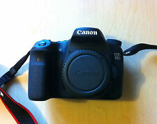 Canon EOS 70D 20.2 MP Digital SLR Camera - Black (Body Only)