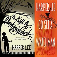 To Kill a Mockingbird, Go Set a Watchman Harper Lee Kindle Books on CD epub mobi