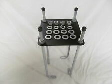 """Basketball Anchor Kit System - 7""""x7"""" Mounting Centers-Goaliath compatible- NEW"""