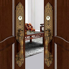 Gove New Luxurious Mortise Lock Entry Entrance Front Door Handle Lockset