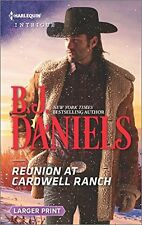 USED (GD) Reunion at Cardwell Ranch (Cardwell Cousins) by B.J. Daniels