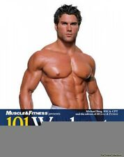 101 Workouts for Men Michael Berg Muscle and Fitness Magazine Paperback New Book