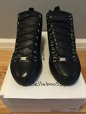 Balenciaga Arena Hightop Sneaker in Black size 42