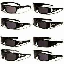 NEW Black Locs Square Men's Popular Wayfarer Wrap Sunglasses UV400 - LOC91026