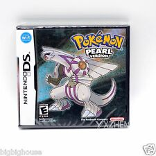 Pokemon Pearl Version (Nintendo DS, 2007)  NDL 3DS 3DSXL XMAS Gifts