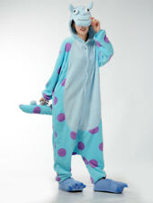 Adult Pajamas Kigurumi Cosplay Costume Animal Onesie Sleepwear Sulley Monsters88