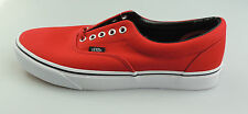 Vans Era Red/True White Unisex Men's Shoes Sneakers Shoes Authentic 40-47 Red