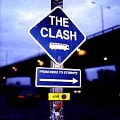The Clash - From Here to Eternity (Live Recording) VG CD - FREE 1ST CLASS POST