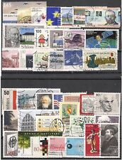 Germany stamps, used, persons, commem, other