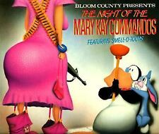 Night of the Mary Kay Commandos Featuring Smell O-Toons Bloom County Comic Book