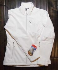 NEW Authentic THE NORTH FACE Womens Gardenia White Apex Bionic Softshell Jacket
