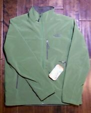 NEW Authentic THE NORTH FACE Mens OD Green Apex Bionic Softshell Ski Jacket TNF