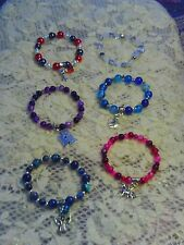 Girl's Stretch Bracelets Assorted Colors and Styles