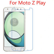 1x/2x/4x/6x Lot LCD Clear Front Screen Protector Film Skin Cover for Moto Z Play