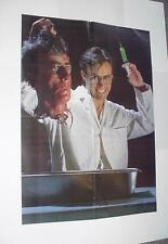 Re-Animator Poster # 2 Jeffrey Combs w/ headless Dr. Hill Zombie Horror