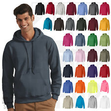 Gildan Men's Heavy Blend Hooded Sweatshirt Pullover Soft Hoodie 18500 - S-2XL