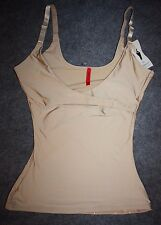 SPANX 1828 Slimplicity Camisole Cami Adjust A Bust - Nude NWT