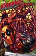 Deadpool vs. Carnage by Cullen Bunn Paperback Book (English)