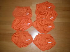 HOOTERS GIRL WORN GRAB BAG SEXY ORIGINAL OWL/BUBBLE LETTER UNIFORM SHORTS SM XXS