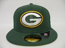 New Era NFL Green Bay Packers State Fill Team Fitted Cap 59fifty NewEra