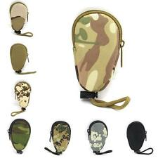 Military Waterproof Keys Bag Tactical Coins Pouch MP3 Keychain Holder Case Bag
