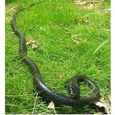 SOSAM Rubber Lifelike Snakes Scary Gag Gift Incredible Creatures Chain Snakes
