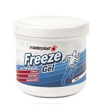 Masterplast Freeze Gel 300ml ideal for muscles, cools soothes