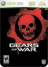 Gears of War - Limited Collector's Edition Complete (Microsoft Xbox 360, 2006)