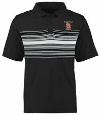 St. Louis Cardinals MLB Mens Vintage 2004 Striped Championship Polo Adult Sizes