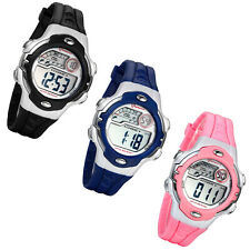 Sport Multifunction Waterproof Watches Boys Girls Sports Electronic Wrist Watch