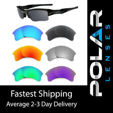 Premier Replacement Polarized Lenses Oakley Flak Jacket XLJ - Multi Options
