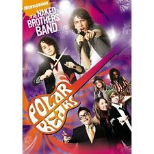 DVD Naked Brothers Band Polar Bears NEW SEALED (H1)