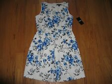 American Living™ Floral Fit-and-Flare Dress for Woman Size 12 NWT MSRP $79.00