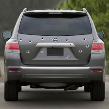 Bullet Holes Vehicle Decals Stickers