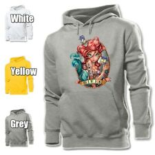 Little Mermaid Greek Siren Ariel Design Mens Women's Hoodie Sweatshirt Top