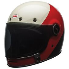 Bell Bullitt motorcycle helmet - Triple Threat - Red / Black