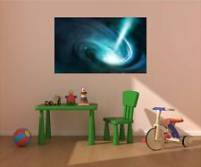 Landscape Space Mural Scene QUASAR EXPLODING STAR #1 Wall Graphic Decal Sticker