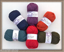 9,98€/3.5 Oz West Yorkshire Spinners Wool, Bluefaced Leicester Aran Natural Wool