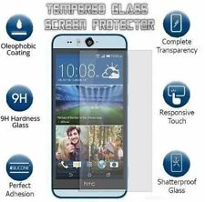 100 % genuine tempered glass screen protector film for HTC Desire One M9