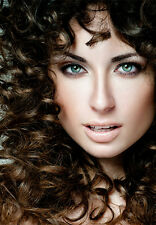 """18"""" Seamless Hair Extensions - Jerry Curl - 100% Human Remi Hair Extensions"""