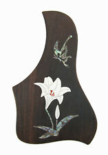 Acoustic Classical Guitar Rightside Rosewood Pickguard Wood/Plastic Inlay PGTLRC