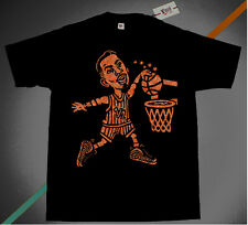 New Fnly94 Lil Penny dunking tshirt Copper foamposite basketball one M L 2XL
