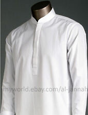 Cotton Pakistani/Indian Kameez Shalwar Suit For Men (Ready Made/Variety of Size)