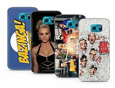 BIG BANG THEORY TV SERIES PENNY SHELDON PHONE CASE COVER FOR SAMSUNG