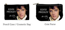 New Elvis Presley Photo Pencil Case / Cosmetic Bag and Coin Purse