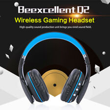 Wireless 5 in 1 Headphone Earphone Headset Headband For MP3 PC Stereo TV FM iPod