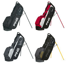 PING HOOFER 14 STAND GOLF BAG - NEW 2017 WITH 14 WAY DIVIDER - PICK YOUR COLOR!