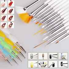 Nail Art Paint Dot Draw Pen Brush for UV Gel diy decoration tools